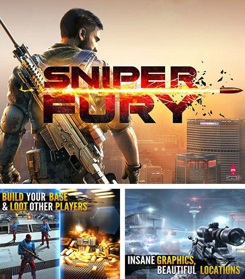 Download Sniper fury iPhone free game.
