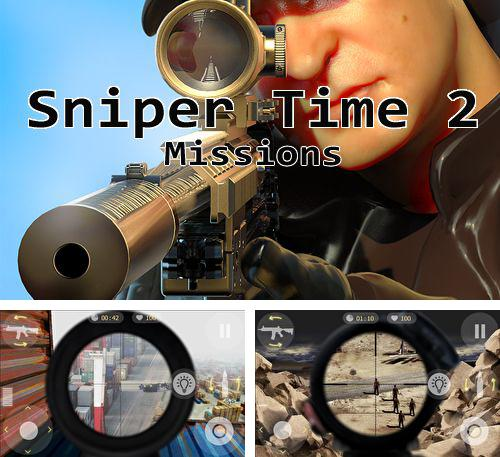 In addition to the game Stratego: Single player for iPhone, iPad or iPod, you can also download Sniper time 2: Missions for free.
