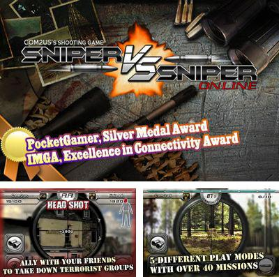In addition to the game Magnificent Alfie for iPhone, iPad or iPod, you can also download Sniper vs Sniper: Online for free.
