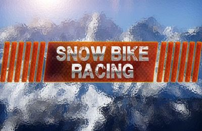 Snow Bike Racing