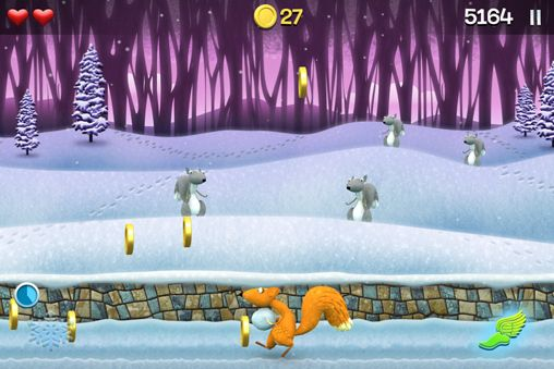 Free Snow brawlin' xtreme download for iPhone, iPad and iPod.