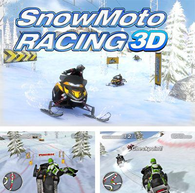 In addition to the game Lost socks: Naughty brothers for iPhone, iPad or iPod, you can also download Snow Moto Racing for free.