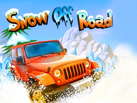 Snow off road