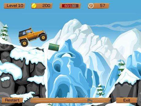 Descarga gratuita de Snow off road para iPhone, iPad y iPod.