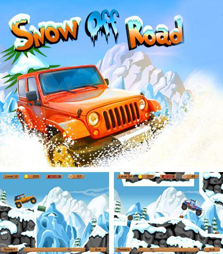 In addition to the game Let's create! Pottery for iPhone, iPad or iPod, you can also download Snow off road for free.
