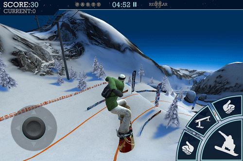 Descarga gratuita de Snowboard party para iPhone, iPad y iPod.