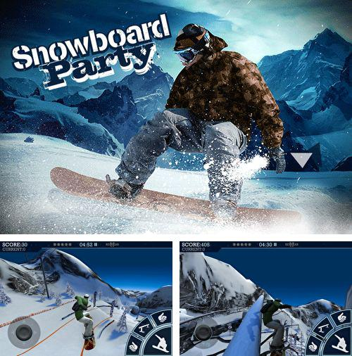 In addition to the game Cryptica for iPhone, iPad or iPod, you can also download Snowboard party for free.