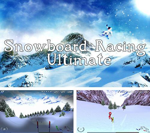 Скачать Snowboard racing: Ultimate на iPhone бесплатно