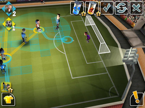 Descarga gratuita de Soccer Moves para iPhone, iPad y iPod.