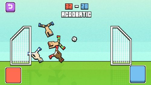 Download Soccer physics iPhone free game.
