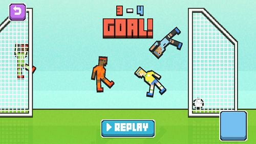 Descarga gratuita de Soccer physics para iPhone, iPad y iPod.