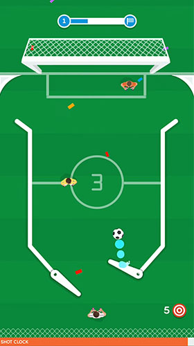 Descarga gratuita de Soccer pinball pro para iPhone, iPad y iPod.