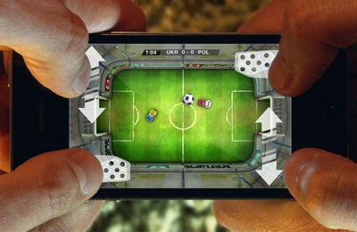 Descarga gratuita de Soccer Rally: Euro 2012 para iPhone, iPad y iPod.