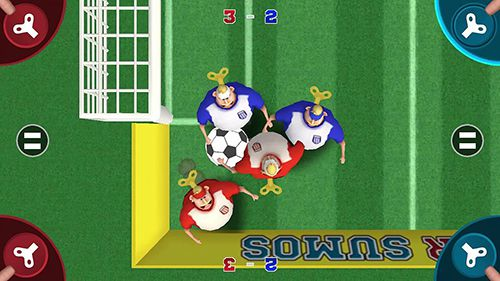 Descarga gratuita de Soccer sumos para iPhone, iPad y iPod.
