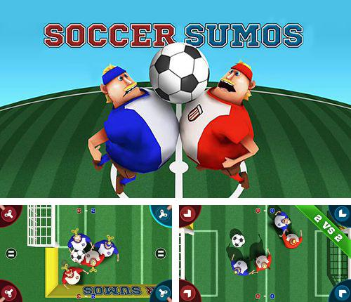 Download Soccer sumos iPhone free game.