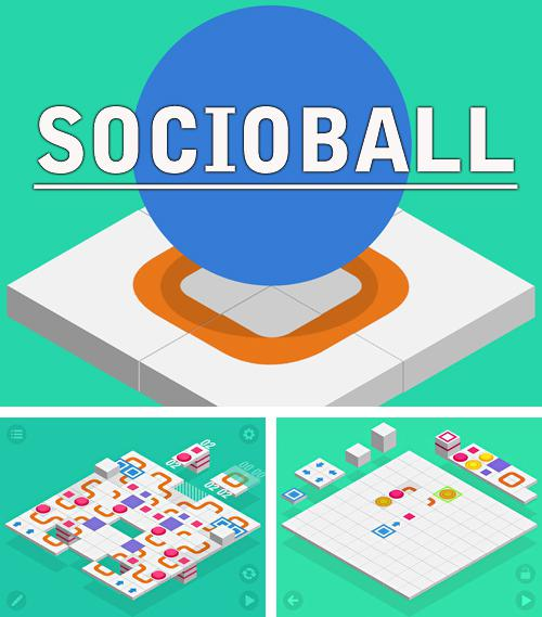 In addition to the game Batman v Superman: Who will win for iPhone, iPad or iPod, you can also download Socioball for free.