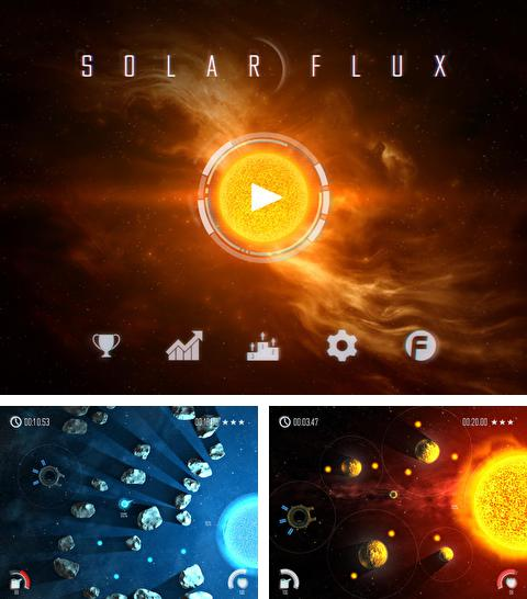 In addition to the game Drag'n'boom for iPhone, iPad or iPod, you can also download Solar Flux Pocket for free.