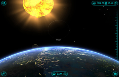 Download Solar Walk – 3D Solar System model iPhone free game.