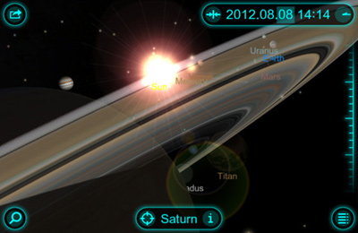 Baixe Solar Walk – 3D Solar System model gratuitamente para iPhone, iPad e iPod.
