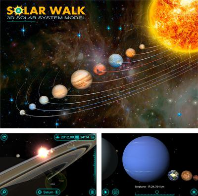 In addition to the game Night vigilante for iPhone, iPad or iPod, you can also download Solar Walk – 3D Solar System model for free.