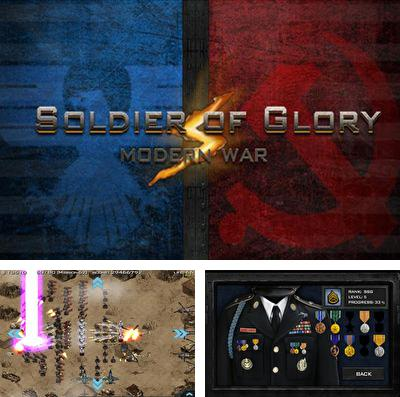 In addition to the game F-Sim Space Shuttle for iPhone, iPad or iPod, you can also download Soldiers of Glory: Modern War TD for free.