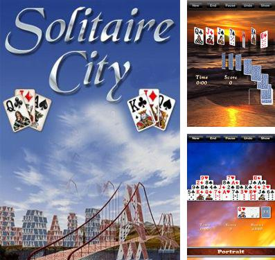 Download Solitaire City iPhone free game.