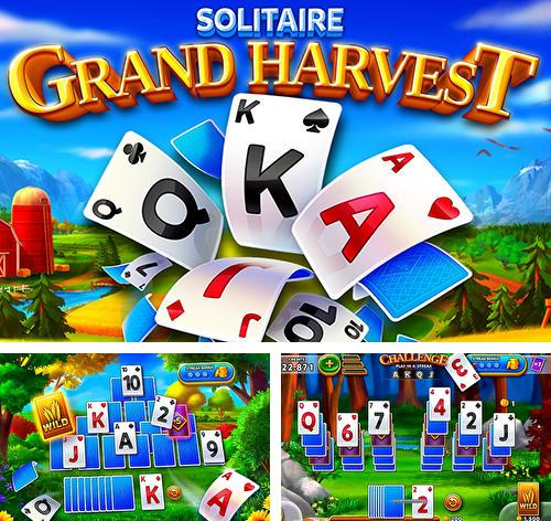 In addition to the game Santa vs Zombies 3D for iPhone, iPad or iPod, you can also download Solitaire: Grand harvest for free.