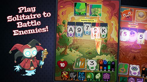 Free Solitairica download for iPhone, iPad and iPod.