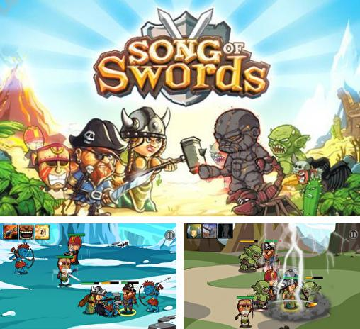 In addition to the game Le Parker: Sous chef extraordinaire for iPhone, iPad or iPod, you can also download Song of swords for free.