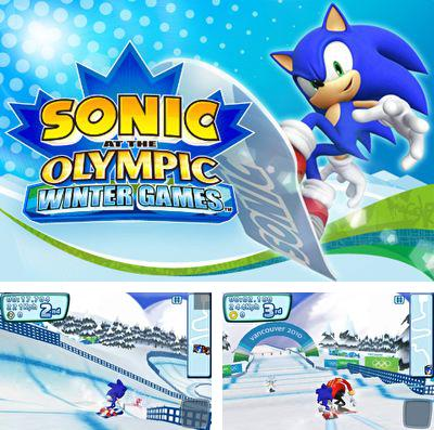 In addition to the game Squareface for iPhone, iPad or iPod, you can also download Sonic at the Olympic Winter Games for free.