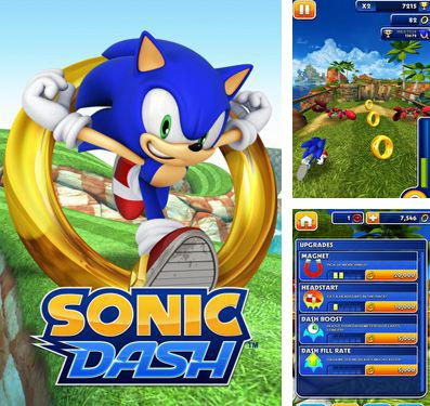 In addition to the game Exo gears for iPhone, iPad or iPod, you can also download Sonic Dash for free.