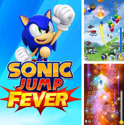 In addition to the game Dig! for iPhone, iPad or iPod, you can also download Sonic jump: Fever for free.