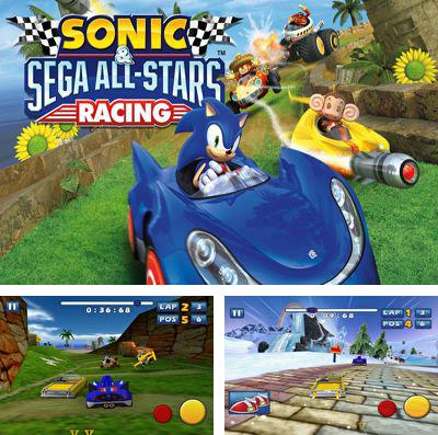 In addition to the game Ultra Jump for iPhone, iPad or iPod, you can also download Sonic & SEGA All-Stars Racing for free.