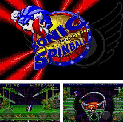 In addition to the game Knife dash for iPhone, iPad or iPod, you can also download Sonic Spinball for free.