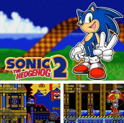 除了 iPhone、iPad 或 iPod 游戏,您还可以免费下载Sonic the Hedgehog 2, 刺猬索尼克。
