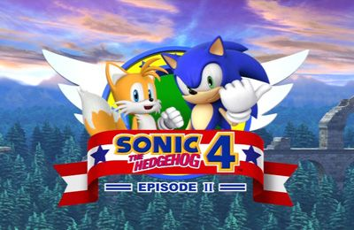 Sonic The Hedgehog 4. Episode II