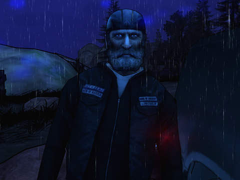 Screenshots vom Spiel Sons of anarchy: The prospect für iPhone, iPad oder iPod.