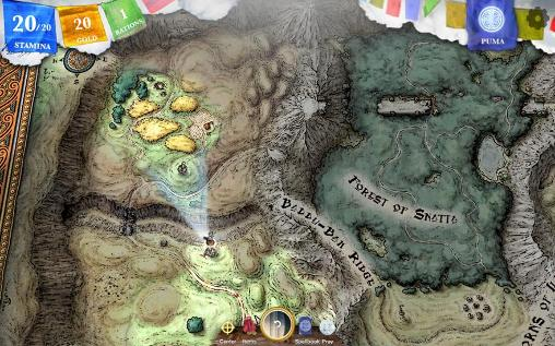 Descarga gratuita de Sorcery! 3 para iPhone, iPad y iPod.