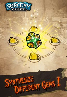 Download Sorcery Craft iPhone free game.