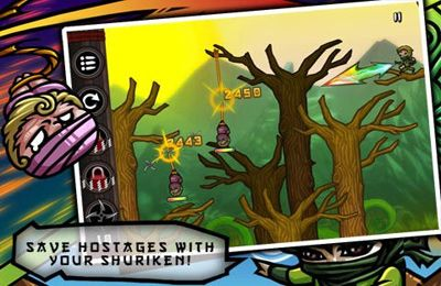 Free Sough Ninja download for iPhone, iPad and iPod.