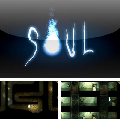 In addition to the game Stickman: Ice hockey for iPhone, iPad or iPod, you can also download Soul for free.