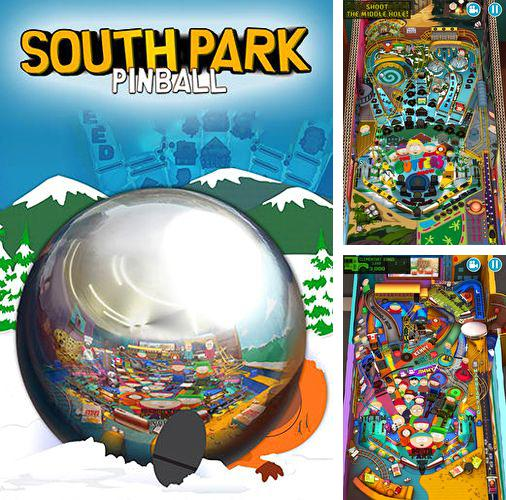 Kostenloses iPhone-Game South Park: Pinball See herunterladen.