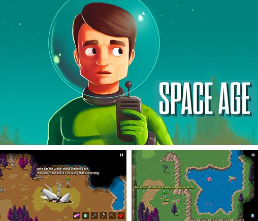 In addition to the game All-Star Troopers for iPhone, iPad or iPod, you can also download Space age for free.