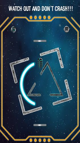 Download Space breakout iPhone free game.