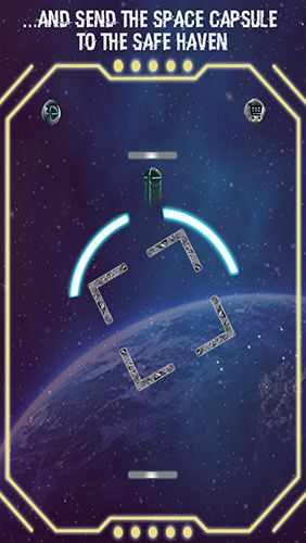 Free Space breakout download for iPhone, iPad and iPod.