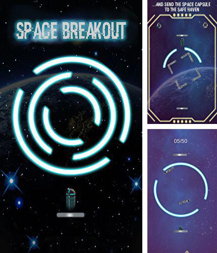 In addition to the game Samurai Santaro for iPhone, iPad or iPod, you can also download Space breakout for free.