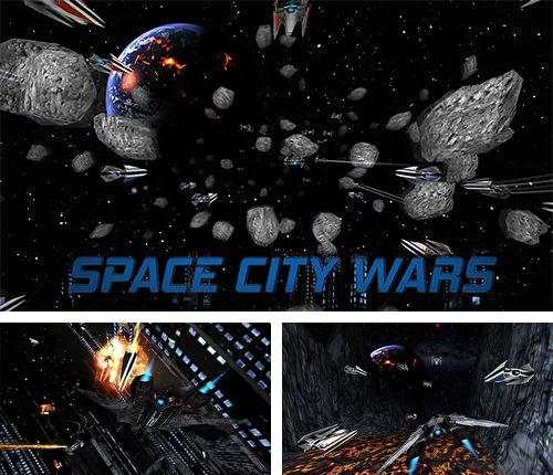 In addition to the game Reversion - The Escape for iPhone, iPad or iPod, you can also download Space city wars for free.