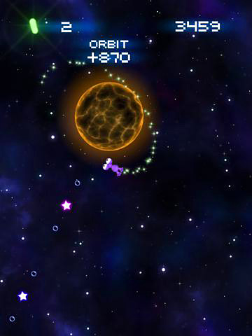 Descarga gratuita de Space fart para iPhone, iPad y iPod.