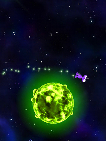 Capturas de pantalla del juego Space fart para iPhone, iPad o iPod.