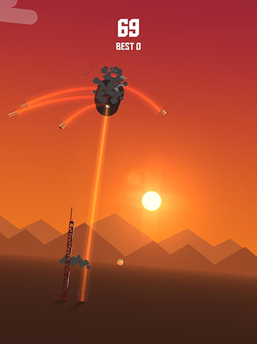 Descarga gratuita de Space frontier para iPhone, iPad y iPod.